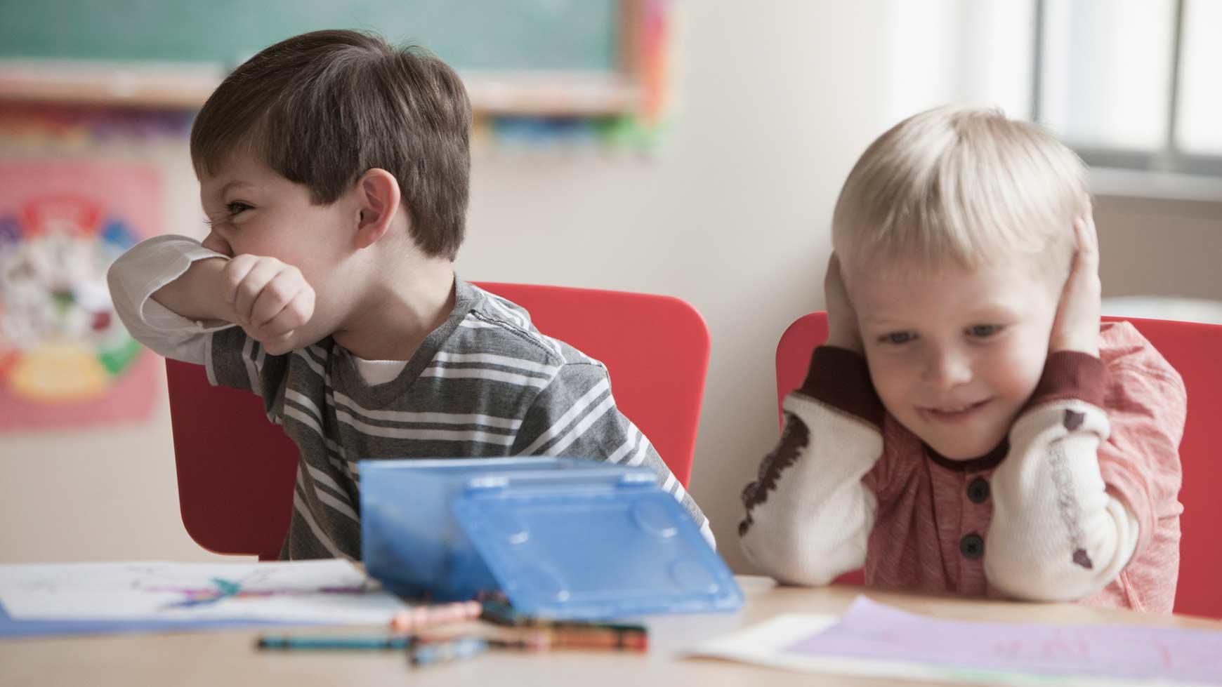 Trastornos del procesamiento o integración sensorial en niños. – Fun4us